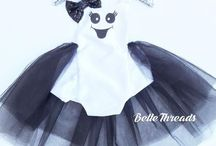 Halloween Kid Party / Celebrate Halloween with Kids in stylish fashions, DIY Halloween craft fun and yummy Halloween sweet treats. Featuring adorable, original and creative halloween costumes, accessories, hair styles, and dress up ideas - including handmade halloween costumes by Belle Threads.