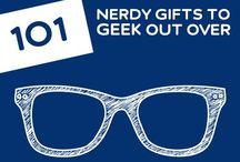 Nerdy/Geeky Things