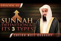 Sunnah Revival / Important Announcement & Request By Sheikh Muiz Bukhary