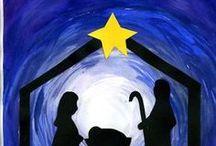 Vánoce Betlém