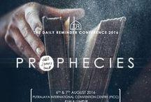 TDR Conference Prophecies!