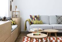 eRika Interiors - Interior Design Blog / Scandinavian Interior Design Blog with weekly ideas & inspiration. Focused on decorating ideas, storage maximising solutions for small flats and paersonality matching colour palettes.