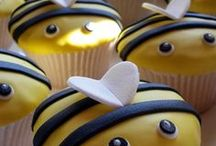 Bumble Bee Birthday Party Ideas / Bee birthday party ideas: costumes, tutus, dresses, food, decor, supplies & more!  ✨Adorable outfits by http://www.bellethreads.com ✨ https://www.facebook.com/bellethreads ✨ https://www.instagram.com/bellethreads