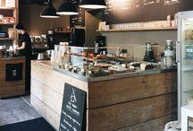 Ideas for Bistro Cafe / Design
