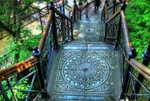 Stairway to heaven... / Song by Led Zeppelin. / by Susana Merlo de Novillo