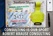 Consulting is our sport / Get Yourself Running. Sports photos, quotes, and news with a twist by and with the team of Robert Krause Consulting.