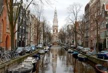 * Amsterdam * / by Anjo Quist