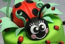 BIRTHDAY TIME (Ladybug) / by Susana Merlo de Novillo