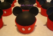 BIRTHDAY TIME (Minnie, Mickey) / by Susana Merlo de Novillo