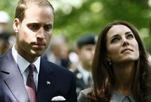 Will and Kate / Unlike Will's parents, Will and Kate really seem to love each other.  I hope they  have a long and happy marriage. / by Phyllis Chaffin