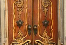 Doors / by Hotel Pendini Florence