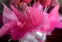 Centros de mesa y dulceros / Fiestas infantiles