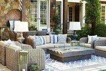 Backyards / Backyard ideas, backyard renovation, backyard inspiration, backyard landscaping, backyard ideas on a budget.