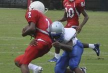 Football / Football photos around Broward County, Florida.