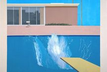 paintings / precisionism