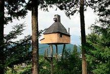 treehouse, playhouse, teahouse