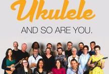 Ukulele Magazine / Ukulele magazine celebrates your enthusiasm and inclusiveness. We want to fill our pages with your stories and playful spirit. At our best, we hope to strengthen our readers' connections to each other, and to the music that ties the community together. Expressive wardrobe encouraged, but not required.