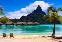 French Polynesia Travel | Französisch Polynesien Reiseziele