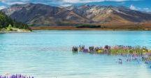 New Zealand Travel I Neuseeland Reiseziele