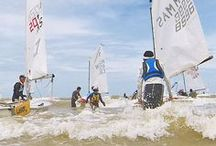 Sailing Regatta Malaysia / Collection of Sailing pictures in Optimist, Laser 4.7, Laser 420, Laser 470, Windsurfing racing throughout Malaysia