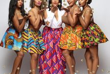 african prints and styles