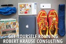 Get Yourself Running / Sports & Healthy Living: Running, obstacle races, sports and healthy living in general. http://www.robert-krause.com