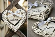 Decorations made of paper (papírové dekorace)