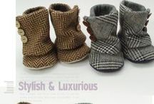 Clothes and shoes for dolls (boty a oblečky pro panenky)