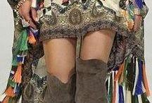 Vestidos + botas / Vestidos + botas / by Silvia PSV