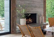 Fireplace / Fireplace ideas, fireplace makeover, fireplace decor, fireplace mantel, fireplace mantel decor.