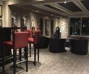Basement / Basement ideas, basement remodel, basement bar, basement bedroom, basement renovation, basement bathroom, basement inspiration.