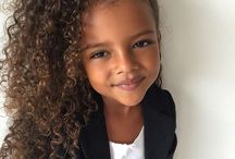 KIDS | Hair & Outfits