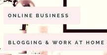 Blogging, online Business & Entrepreneurship  | Tips / The spot where I'm keeping all the research articles, webinars, blog resources and lists I've used during my blogging journey! These fellow bloggers and entrepreneurs are truly brilliant and have helped me to develop my blogging strategy, hone my skills and really understand being a brand and business!