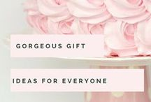 Gift Ideas / Lovely presents and Gifts: Giving makes my heart soar! Pretty, lovely, thoughtful stuff for everyone, whatever the occasion! Birthdays, Christmas, Easter, Hanukkah, christenings, etc.