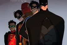Bat and the Birds / Batfamily