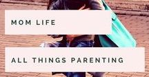Mom Life | All Things Mummy / Parenting, being mom/mum/mummy/mommy or any other coin of the phrase is tough! Here's the board for support, ideas, quotes, awesome reading blogs and books, plus hacks and resources to make being mom that little bit simpler!