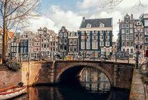The Netherlands Travel I Holland Reiseziele