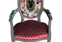 Fauteuil  - chaise