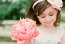 Flower girls and ring boys / by Flower 597