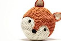 Foxes / Not just real ones, but also anything with foxes as part of the design.  One of the latest trends that I love.