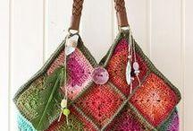 Sacs au crochet / Des sac des sacs et encore des sacs... On est une fille ou pas hein !!!
