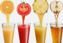 Smoothies, shakes and juices