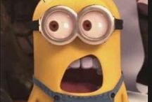 I love Despicable me!!!!!!!!!!!! / Gru, minions and everything to do with despicable me!