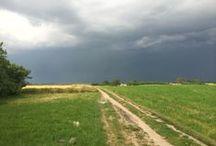 "Lebői képek -- Site views of the ""Lebő"" area"