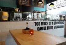 Cafe/Bar interiors