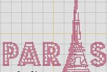 cross-stitch paris