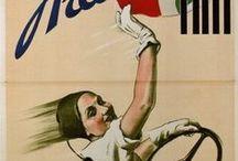 Stampe,illustrazioni,poster,pubblicità ed altro / stampe illustrazioni, poster,pubblicità, altro / by Walter Rapone