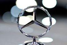 Mercedes / by Walter Rapone
