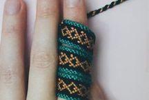 Bracelets By Sandy_St / handmade