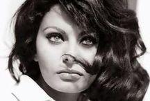 Sophia Loren / by Walter Rapone